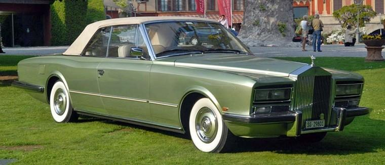 1973 Rolls-Royce Phantom Car Picture