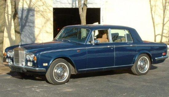 1976 Rolls-Royce Silver Shadow Car Picture