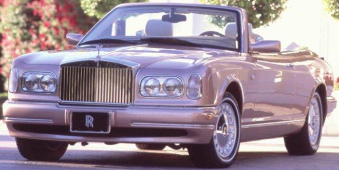 2002 Rolls-Royce Coniche Car Picture