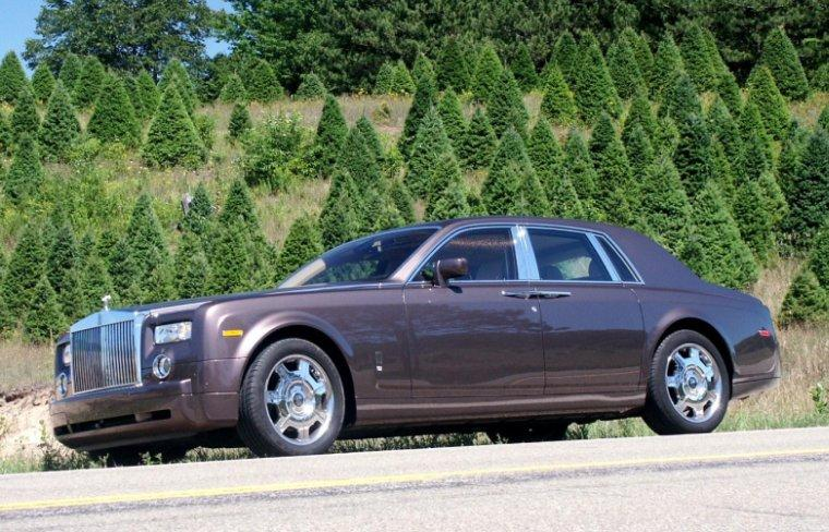 2006 Rolls-Royce Phantom Car Picture