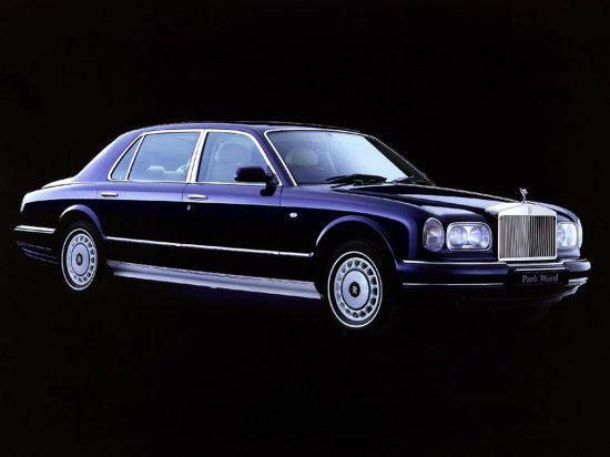 2002 Rolls-Royce Park Ward Car Picture