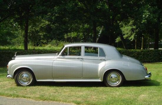 1965 Rolls-RoyceSilver Cloud Car Picture