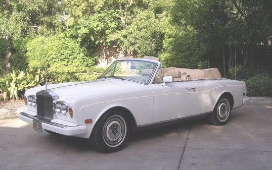 1990 Rolls-Royce Corniche Car Picture