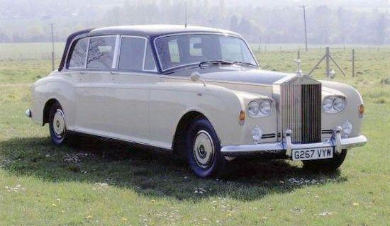 1966 Rolls-Royce Phantom Car Picture