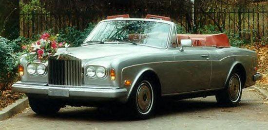 Rolls-Royce Corniche Car Picture