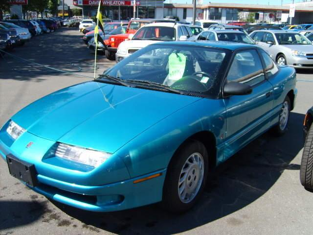 1995 Saturn SC1 Sport Coupe Car Picture
