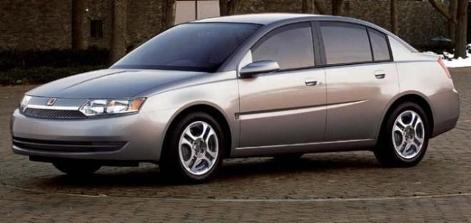 2002 Saturn Ion Front left Car Picture