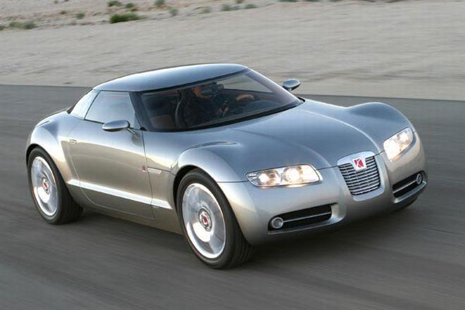 2005 Saturn Curve Concept Car Picture