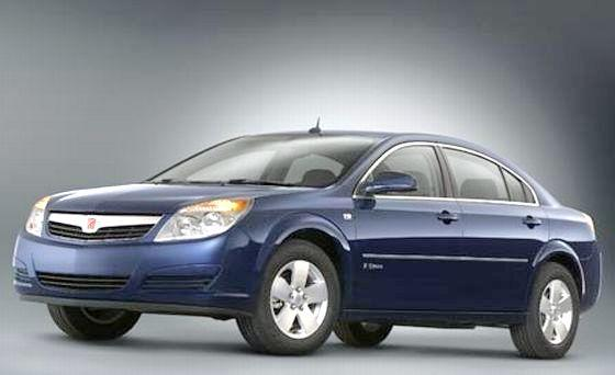2008 Saturn Aura Green Line Car Picture