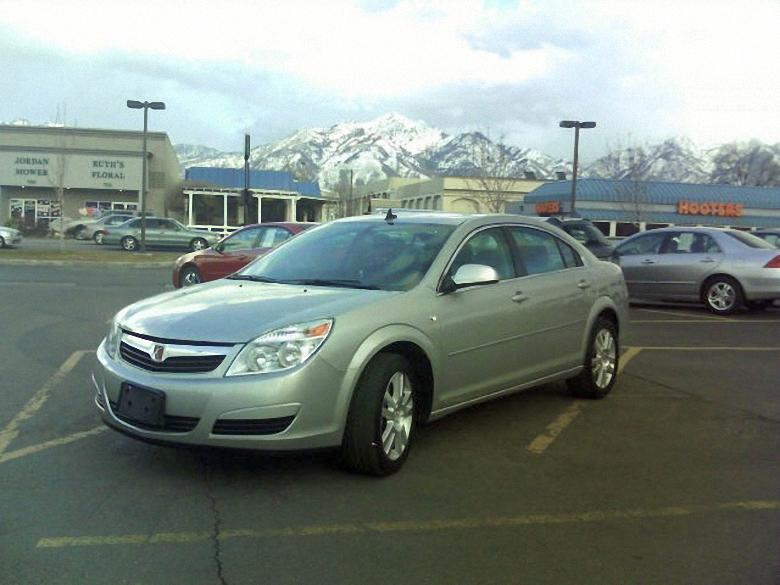 2008 Saturn Aura XE Car Picture