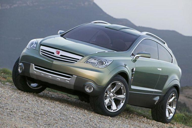 2008 Saturn Vue Concept SUV Picture