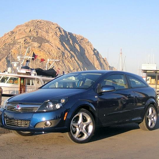 2008 Saturn Astra Front left Car Picture