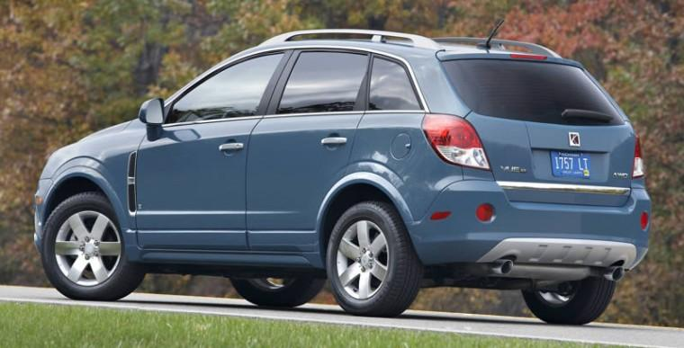 2008 Saturn Vue SUV Picture