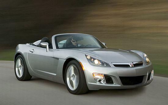 2007 Saturn Sky Roadster Car Picture