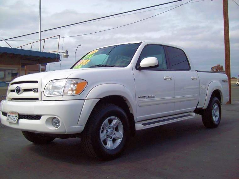 Front Left 2006 Toyota Tundra Truck Picture