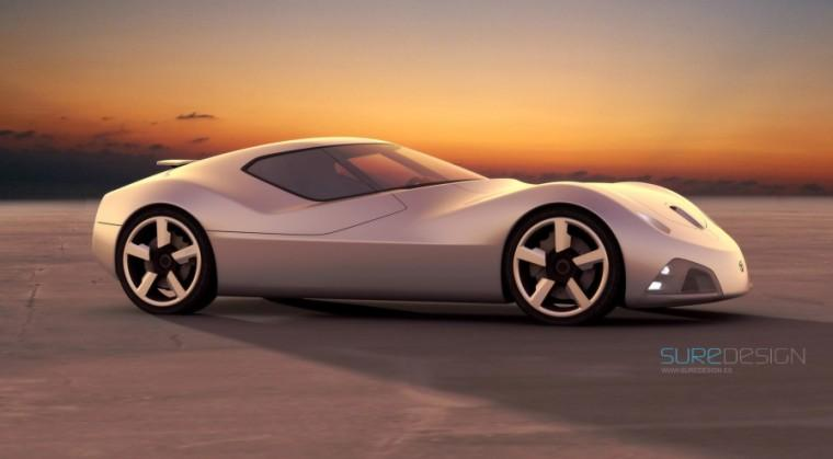 2007 Toyota 2000 SR Concept Car Picture