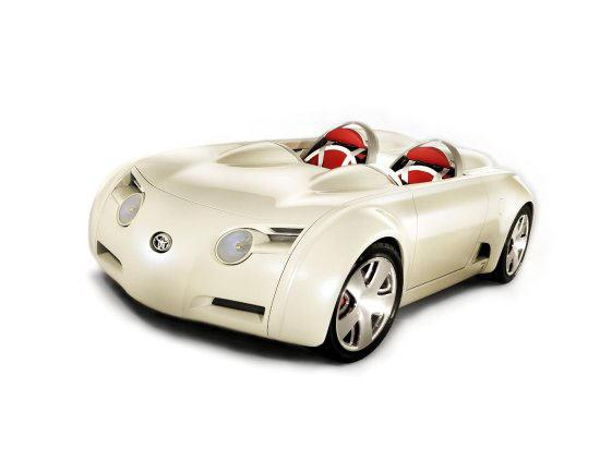 2003 Toyota Concept Car Car Picture