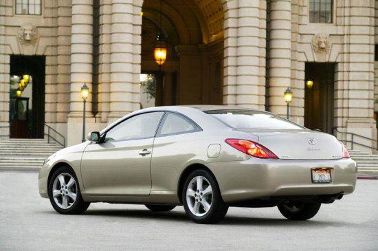 2005 Toyota Solara Car Picture