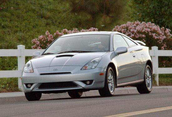 2005 Toyota Celica Car Picture