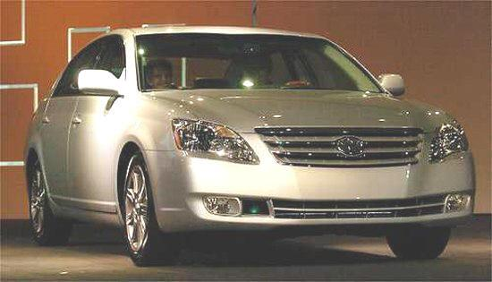 2006 Toyota Avalon Car Picture