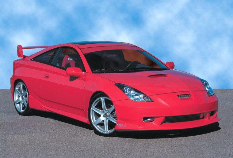 2001 Toyota Celica Car Picture
