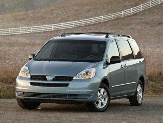 2005 Toyota Sienna Car Picture
