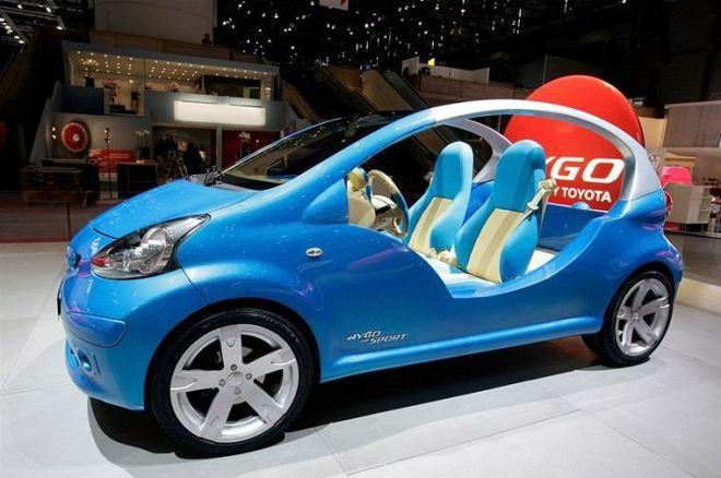 2006 Toyota Aygo Sport Car Picture