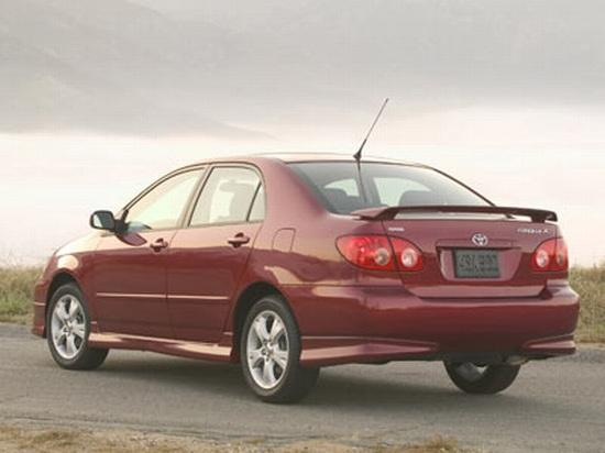 2006 Toyota Corolla Car Picture
