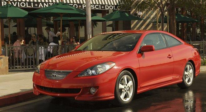 2006 Toyota Solara Front left Car Picture