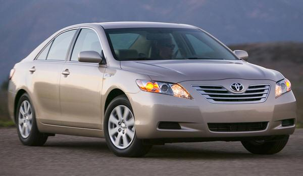 2007 Toyota Camry Hybrid Car Picture