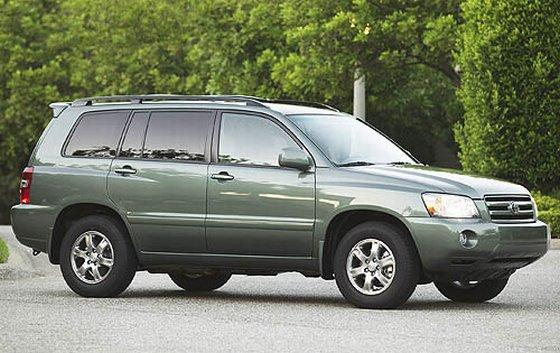 2007 Toyota Highlander SUV Picture