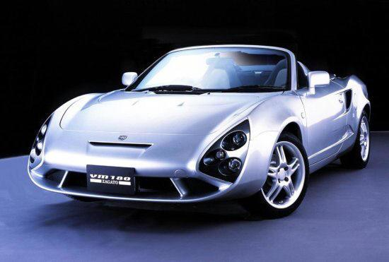 Toyota MR2 Concept Car Car Picture