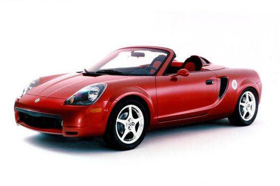 Toyota MR2 Turbo Concept Car Picture