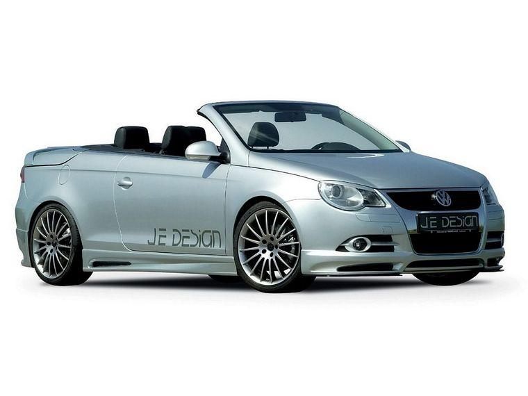 2007 Volkswagen JE Design Eos Car Picture