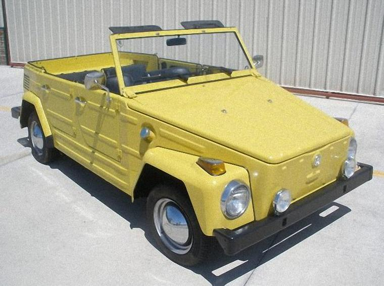 1973 Volkswagen Thing Car Picture