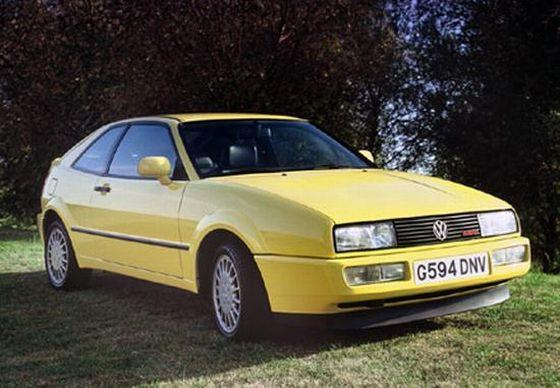 1988 Volkswagen Corrado Car Picture