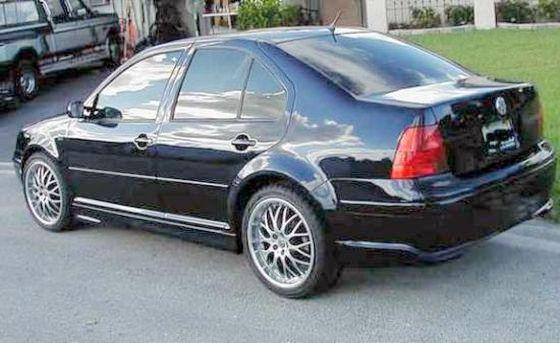 2000 Volkswagen Jetta Car Picture