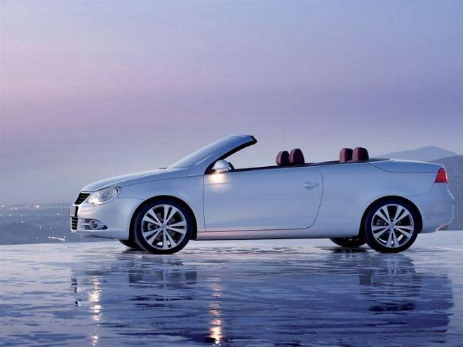 2006 Volkswagen Eos Car Picture