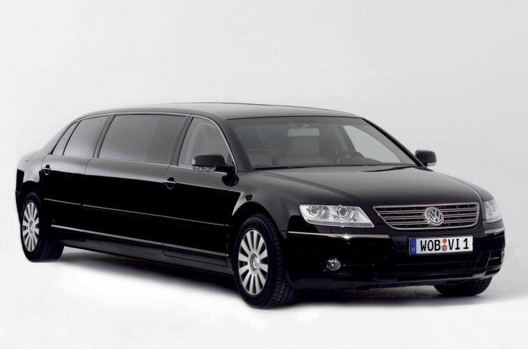 2005 Volkswagen Phaeton Lounge Car Picture