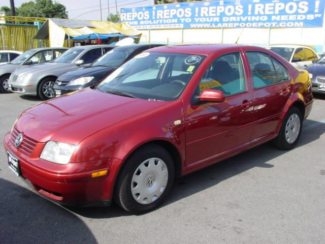 2000 Volkswagen Jetta Front left Car Picture