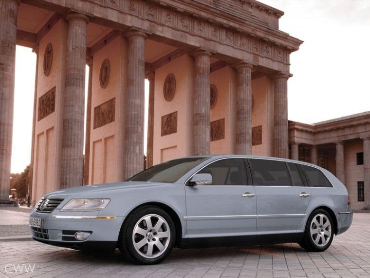 Volkswagen Phaeton Variant Car Picture Car Picture