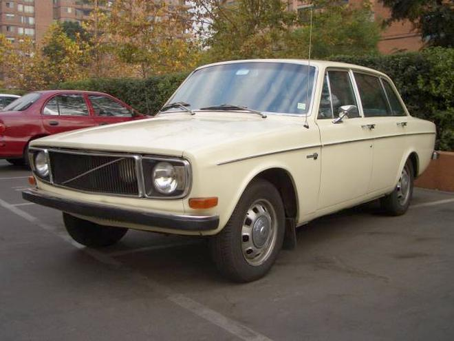 1971 Volvo 144 Car Picture