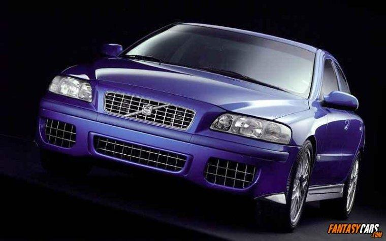 2006 Volvo S60 Concept  Car Picture