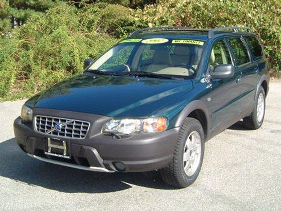 2002 Volvo V70 XC Turbo Front left Station Wagon Picture