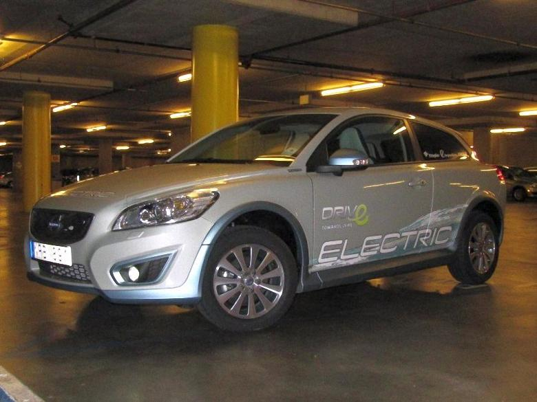 2011 Volvo C30 Electric Car Picture