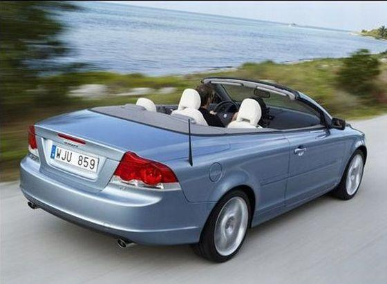 2007 Volvo C70 Car Picture